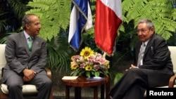 Felipe Calderón en La Habana: la visita pendiente