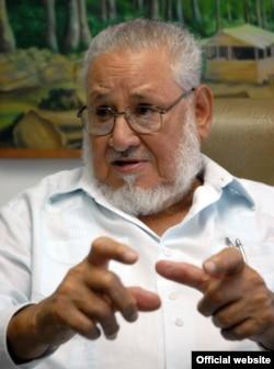 Jorge Risquet, negociador del envío de médicos cubanos a La Pampa.