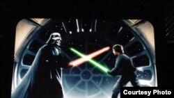 """""""Vamos adelante con la extraordinaria franquicia de La guerra de las galaxias"""", aseguró el presidente de Disney, Robert Iger."""