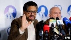Las FARC anuncian que serán partido político desde el 1 de septiembre.