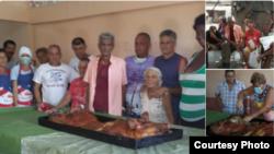 Al menos una decena de desamparados fueron detenidos por la policía el pasado 4 de mayo para impedirles asistir a la cena organizada por Capitán Tondique.