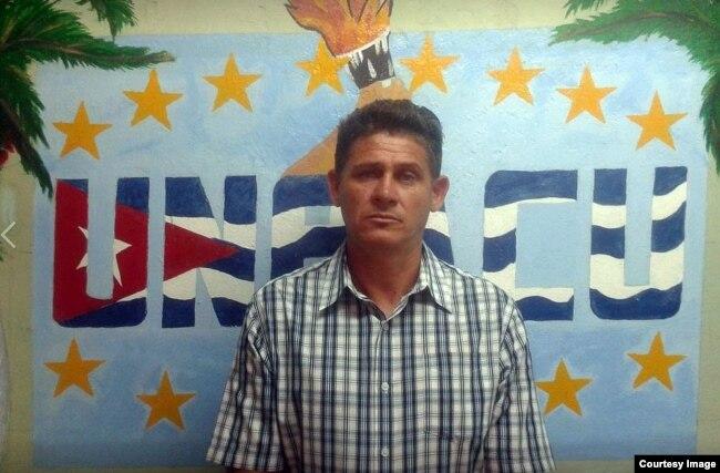 Jorge Cervantes, opositor de UNPACU.