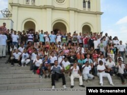 Reporta Cuba activistas UNPACU