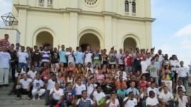 Reporta Cuba Archivo: Activistas de UNPACU en El Cobre