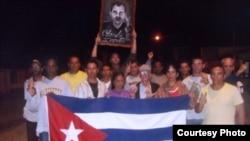 Cuba: Homenaje a Orlando Zapata Tamayo