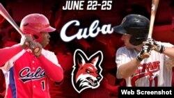 Cuba y los Chacales de New Jersey volverán a enfrentarse esta noche, a las 7:05, en el estadio Yogi Berra.
