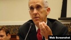 El enviado especial para el Cambio Climático del Departamento de Estado de EEUU, Todd Stern.