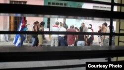 Víctima de maltratos policiales en Sagua La Grande ofrece testimonio