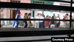 Actos de repudio en Cuba