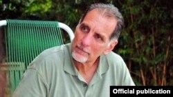 Rene González en una foto publicada en la prensa cubana.