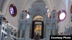 Peregrinan a la Basílica de la Virgen de la Caridad del Cobre