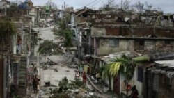 Traban ayuda de bautistas estadounidenses a damnificados de Sandy