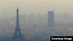 La contaminación del aire también es causada por partículas de fertilizantes agrícolas.