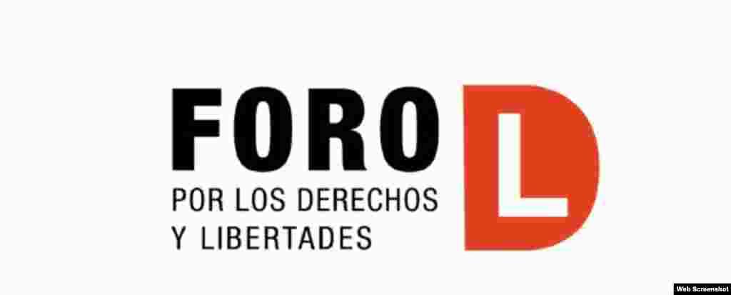 El Foro por los Derechos y Libertades (FDyL), que agrupaa diversas organizaciones opositoras, periodistas independientes, artistas y activistas en Cuba, trabaja en dos proyectos principales: la Hoja de Ruta, con 7 puntos o propuestas específicas y acciones cívicas para apoyar a activistas de la sociedad civil independiente.
