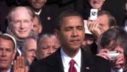 Washington se alista para la toma de posesión del presidente Obama