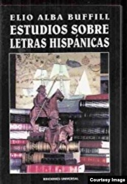 Libro de Elio Alba Buffil