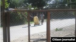 Reporta Cuba Escasez agua Guantánamo Foto Niover García.