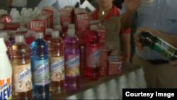 Productos Clorox fabricados en Venezuela.