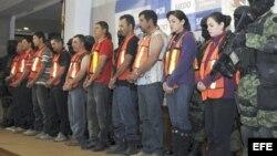 La escalada contra el narcotráfico en México, ha logrado destronar a importante jefes del cartel de Sinaloa.