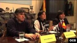"""Movimiento Cristiano Liberación asegura que Cuba y España son """"complices"""" de un asesinato"""