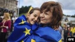 LA UE CULMINA FIRMA DE ACUERDOS DE ASOCIACIÓN CON UCRANIA, GEORGIA Y MOLDAVIA