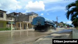 Reporta Cuba Guantánamo callles sucias Foto Yanier Joubert