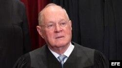 Juez Kennedy del Tribunal Supremo de EE.UU. anuncia su jubilación