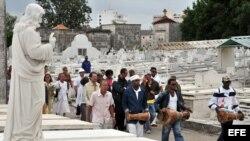 Cementerio (Archivo).