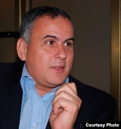El economista cubano Omar Everleny Pérez Villanueva.