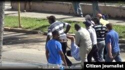 Así se vivió la jornada por los Derechos Humanos en Cuba