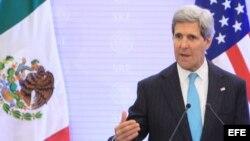 Kerry pide a Maduro acciones de buena fe para que las sanciones sean innecesarias