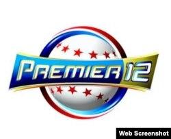 Logo del Campeonato Mundial Premier 12 de Béisbol.