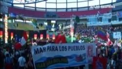 Nicolás Maduro habla sobre la causa marítima de Bolivia