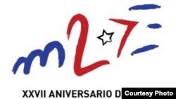 Movimiento Cristiano Liberación (MCL), logo.