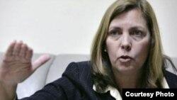 Josegina Vidal, directora para EEUU del MINREX cubano.