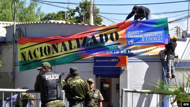 Evo Morales decreta la nacionalización de empresas generadoras de energía con socios internacionales
