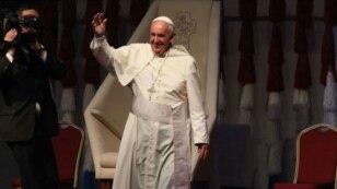 Expectativas por visita del papa