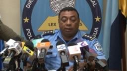 El represor Luis Alberto Pérez Oliva fue ascendido a comisionado general de la Policía de Nicaragua.
