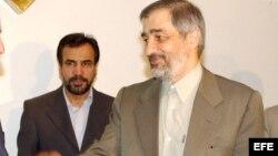 Tahmasb Mazaheri.