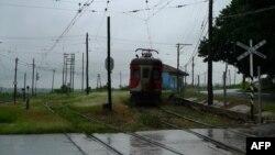 El tren de Hershey.