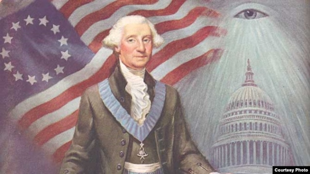 George Washington y la simbología masónica.