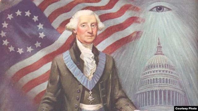 George Washington y la simbología masónica.