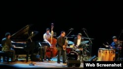 El grupo musical de jazz Continuum del pianista cubano David Virelles (Foto: myspace, David Virelles)