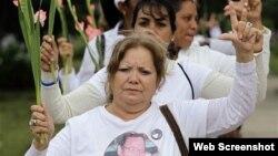 Legado de la fundadora de las Damas de Blanco quedará en la historia de Cuba