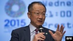 El presidente del Banco Mundial (BM), Jim Yong Kim.