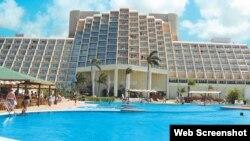 Hotel Blau Varadero, propiedad del Grupo Cubanacán.
