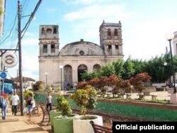 La parroquia de Baracoa ahora Basílica Menor.