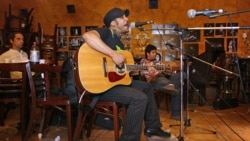 Habana Abierta graba su primer disco en Cuba