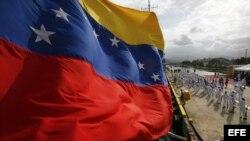 Un buque de la Armada Venezolana.