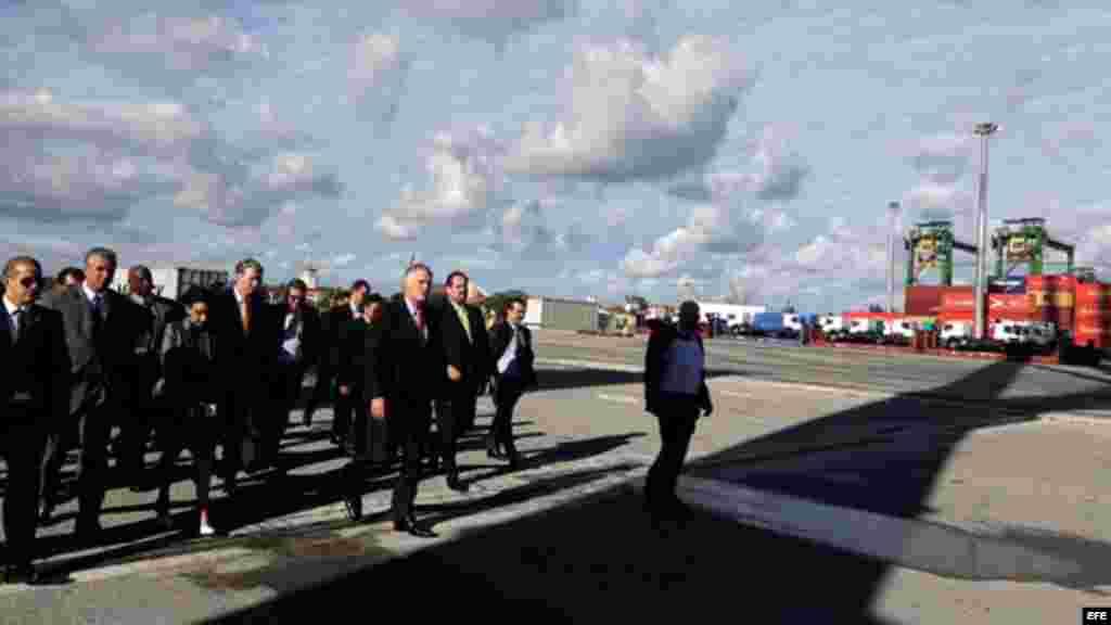 Gobernador de Virginia se encuentra en Cuba para reforzar nexos comerciales